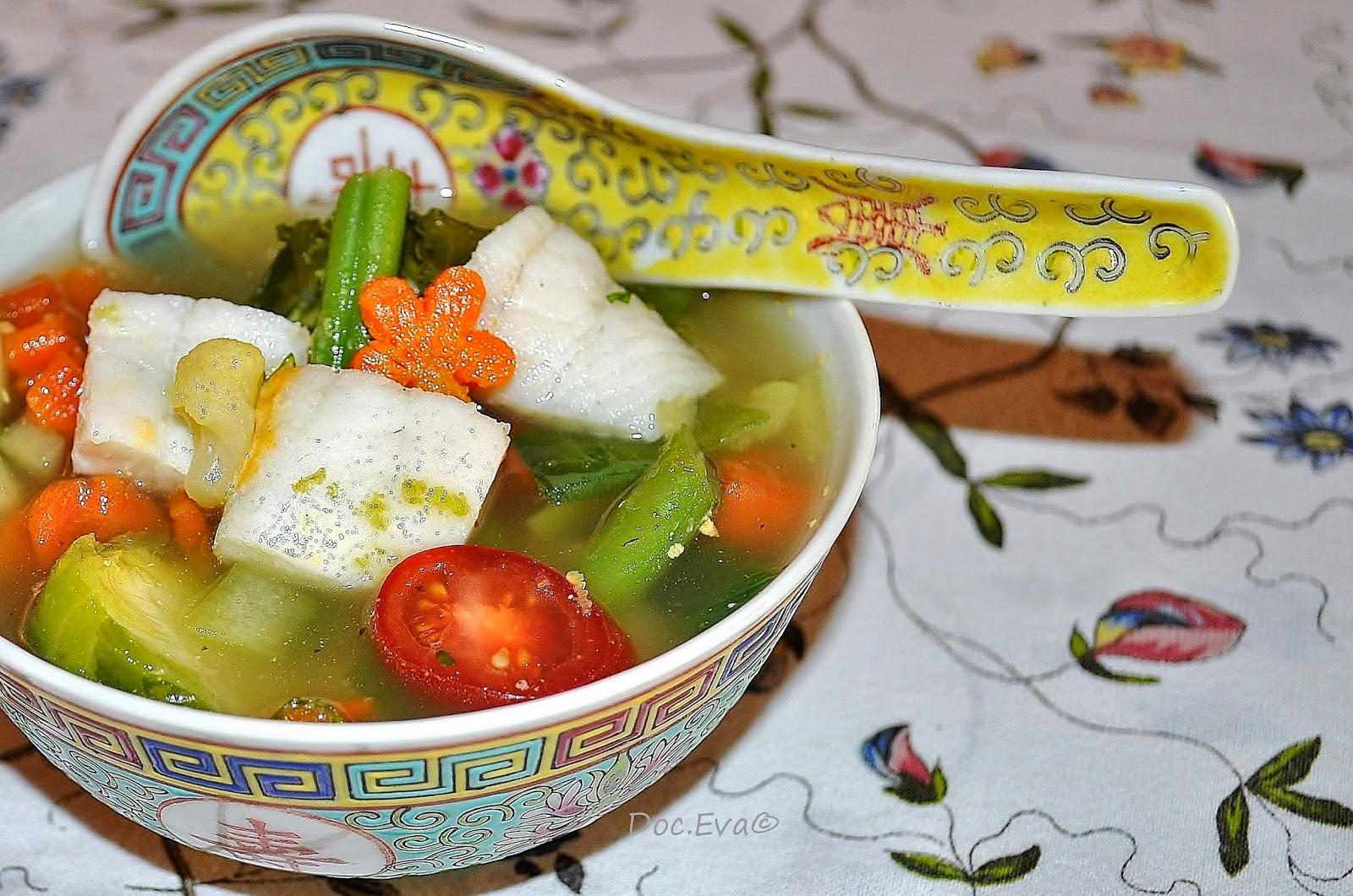 Zander, Suppe