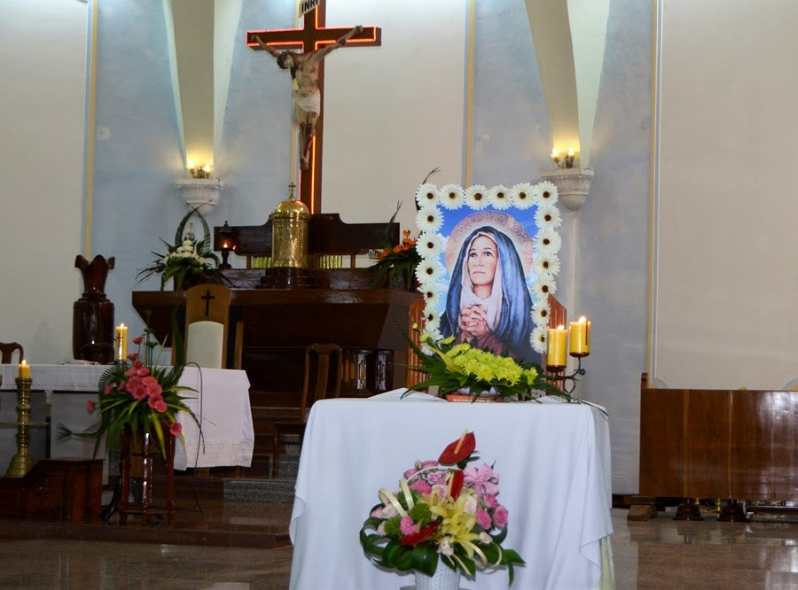 Mừng lễ thánh Mônica, bổn mạng các bà mẹ công giáo Tuy hòa