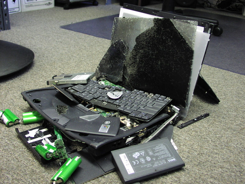 Cara Memperbaiki Laptop Mati Total Mendadak Windore
