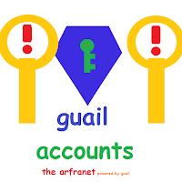 Accounts icono.