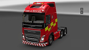 Volvo Fire & Rescue