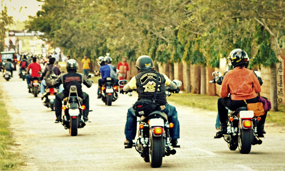 Harley Rock Riders season 3, Bangalore, India - Jim Ankan Deka photo