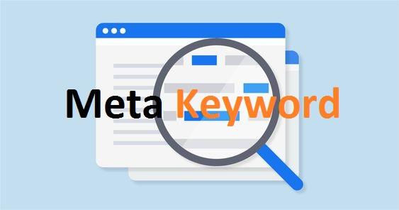 Cara Memasang Meta Keyword Terbaik di Blogspot
