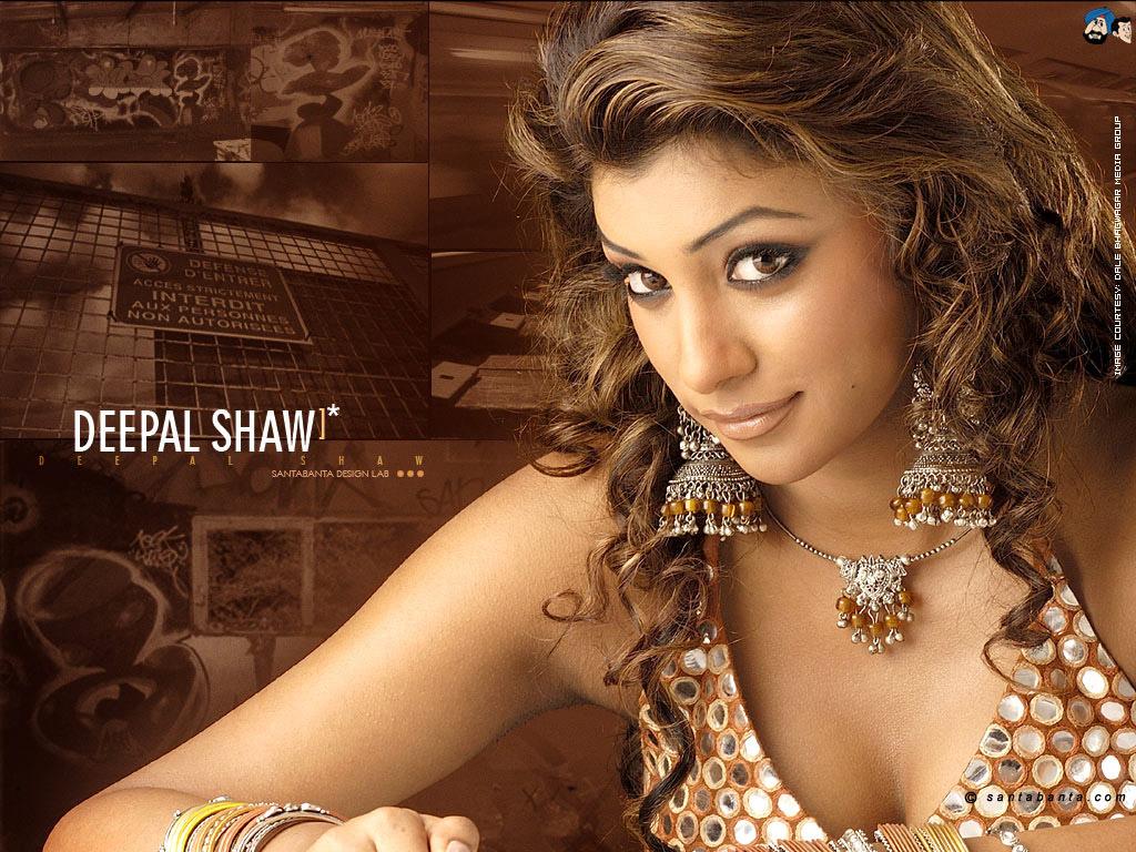 Indian Actress Wallpapers: Deepal Shaw Hot Photos