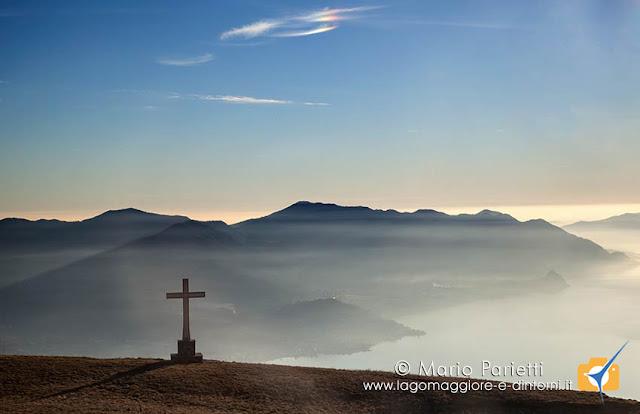 Panorama dal Monte Cadrigna