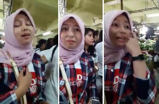 Dites Rukun Iman dan Islam, Ini Jawaban Gadis Ahok