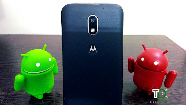Motorola Moto E3 Power hands-on TechDroider