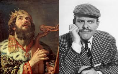 King David and Terry-Thomas