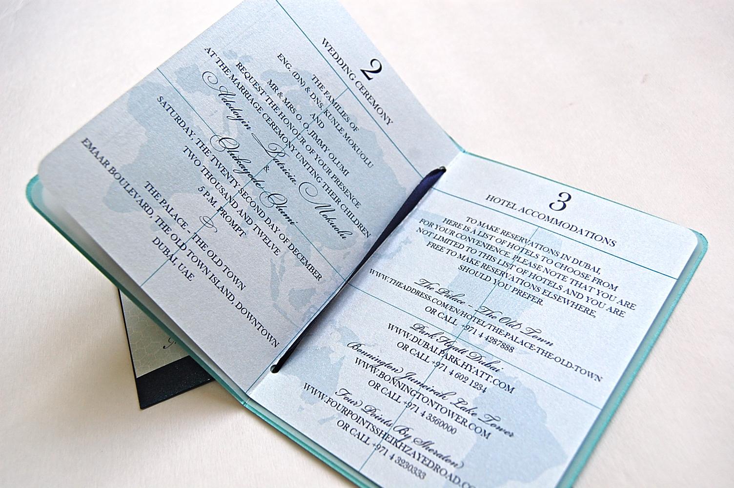 Stella dimoko korkuscom no passport booklet in nigeria for Wedding invitation printing in dubai