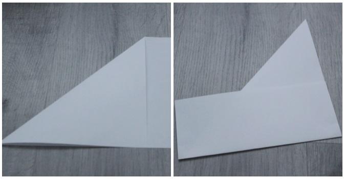 Como hacer un cuadrado de papel  - blog de manualidades