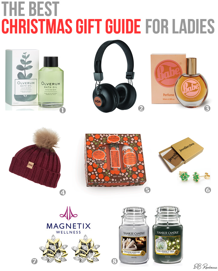 Christmas Gifts For The Ladies