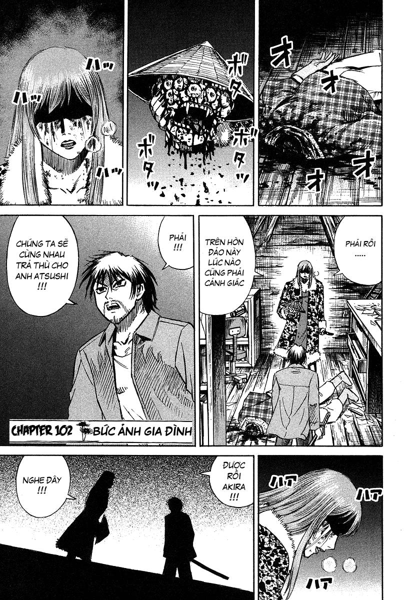 Higanjima chapter 102 trang 1
