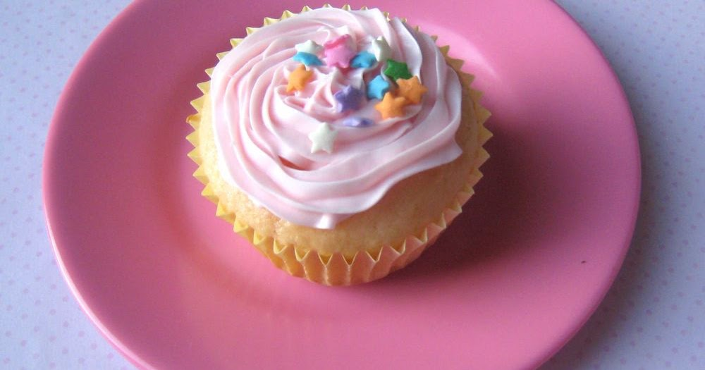 Pink Lemonade Cupcakes Using Cake Mix