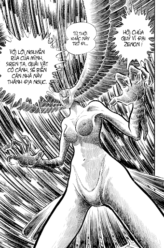 DevilMan chapter 7.1 trang 2