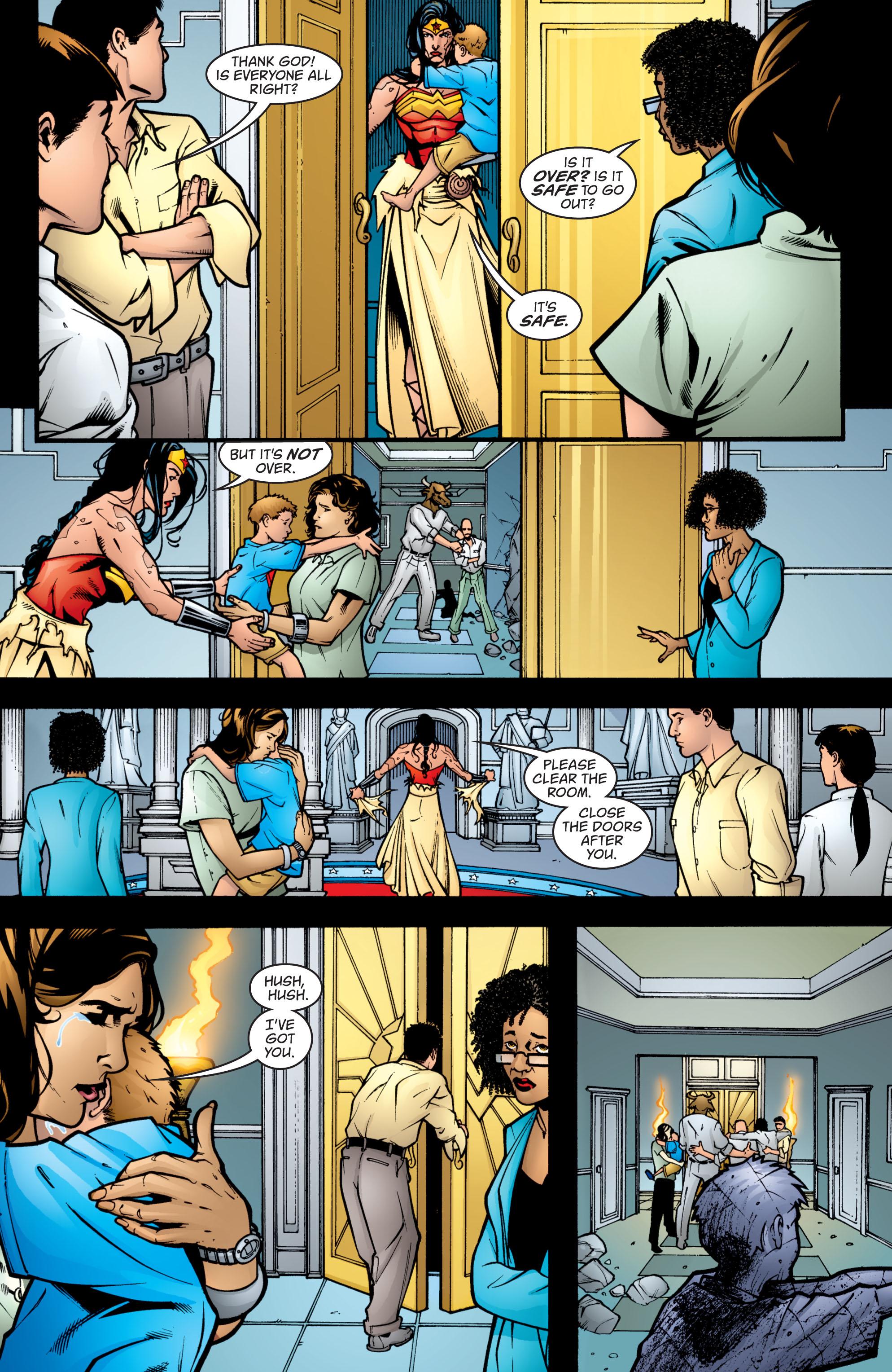 Read online Wonder Woman (1987) comic -  Issue #209 - 20