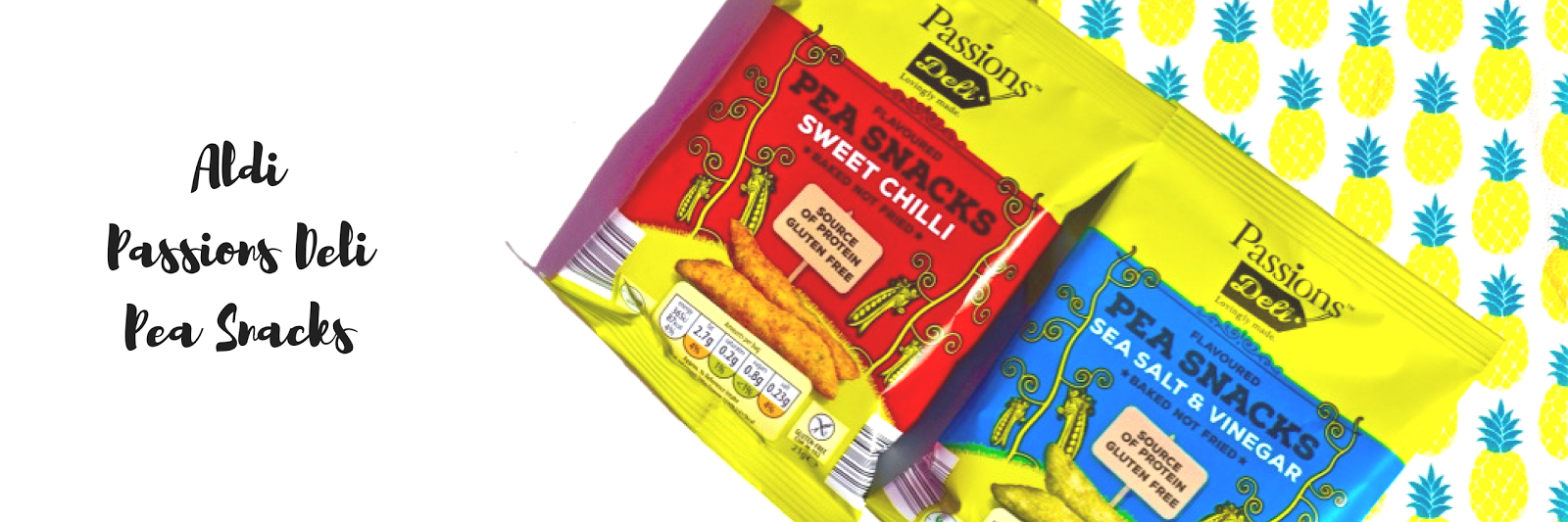 Aldi Passions Deli Pea Snacks http://psychologyfoodandfitness.blogspot.co.uk/