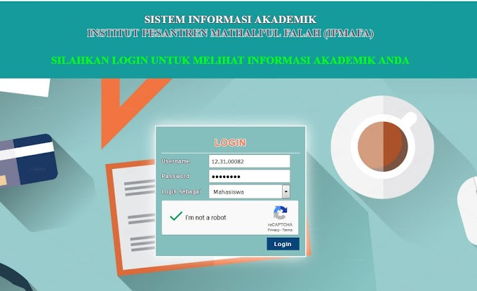 Daftar Revisi KRS IPMAFA