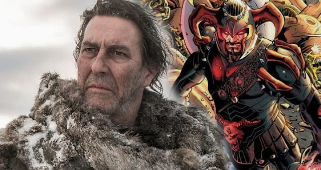 Ciaran Hinds será Steppenwolf en Justice League