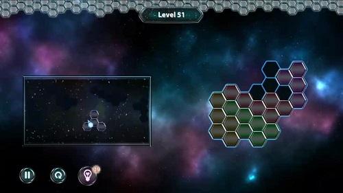 Hexa Maze Gameplay