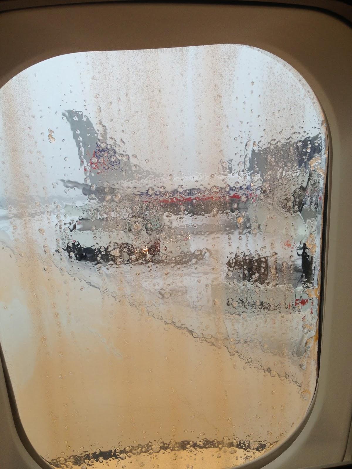 airplane, winter