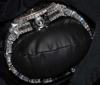 Sertissage Montre Hublot 5 millions de dollars