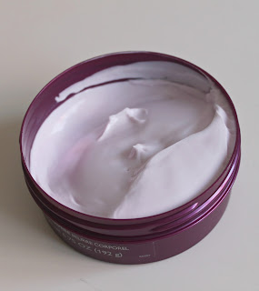 The Body Shop frosted plum