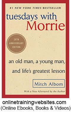 an old mans battle with death in tuesdays with morrie by mitch albom The paperback of the tuesdays with morrie: an old man, a young man, and  life's greatest lesson by mitch albom at barnes & noble  does this book make  morrie's death a public event  this is the vivid record of the teacher's battle  with muscle-wasting amyotrophic lateral sclerosis, or lou gehrig's.