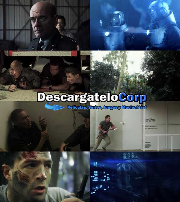 Descargar Age of Tomorrow DVDRip Latino