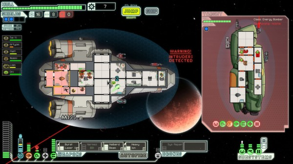 FTL Advenced Edition PC Game