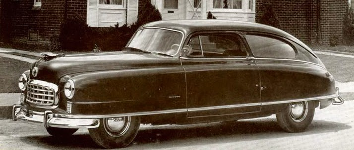The Lack Of A Rear Door Post Made Two Airflytes Even More Bland Than Four Versions But Wider Seen Here Gave Car