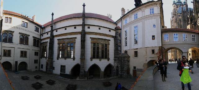 Antigo Palácio Real de Praga