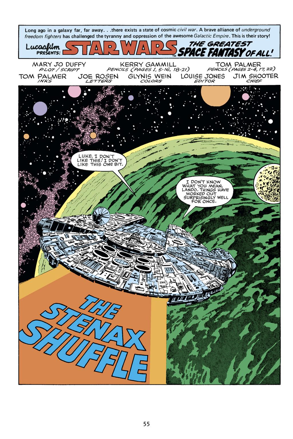 Read online Star Wars Omnibus comic -  Issue # Vol. 18 - 47