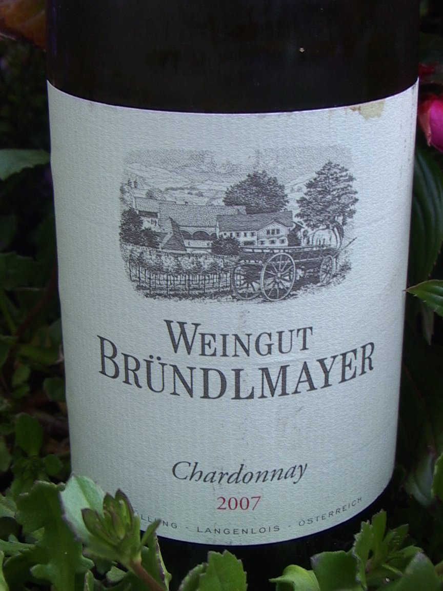 Barry's Wine Notes & Memories: August 2011