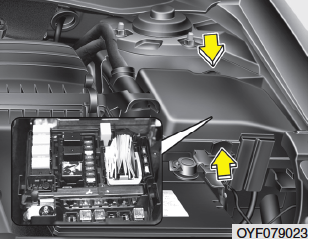 Fuse Box 2011 2014 Hyundai Sonata Fuse Panel Diagram