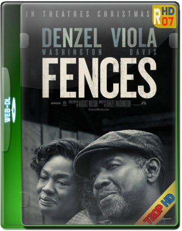 Fences (2016) Web-Dl 720p Dual Latino / Ingles