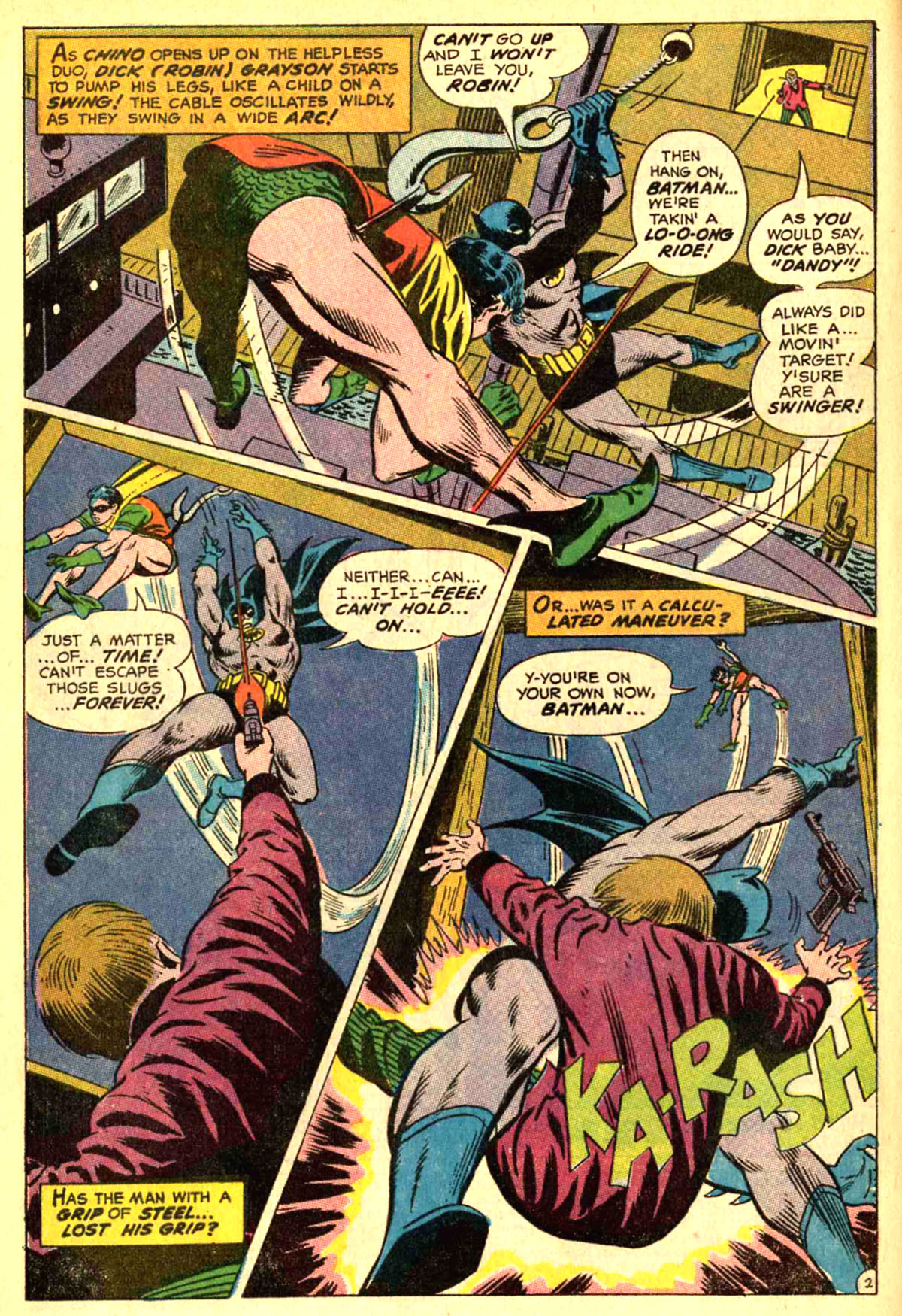 Detective Comics (1937) 379 Page 3