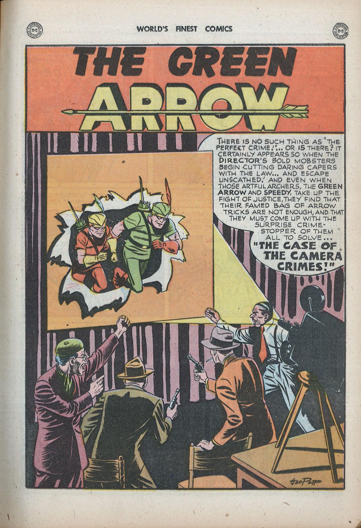 Read online World's Finest Comics comic -  Issue #32 - 17