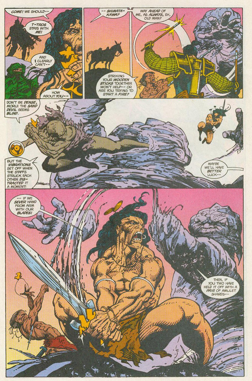 Read online Conan the Adventurer comic -  Issue #13 - 7