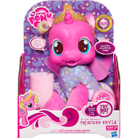 My Little Pony So Soft Newborn Princess Skyla Brushable Pony