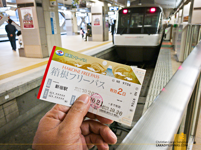 Hakone Free Pass Two Days