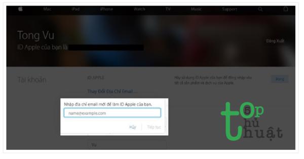 Hướng dẫn cách thay đổi email cho App ID không bị mất những ứng dụng người dùng đã mua