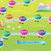 《Candy Crush Saga 糖果傳奇》5721-5735關之過關心得及影片