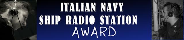 Italian Navy Ship Radio Station Award