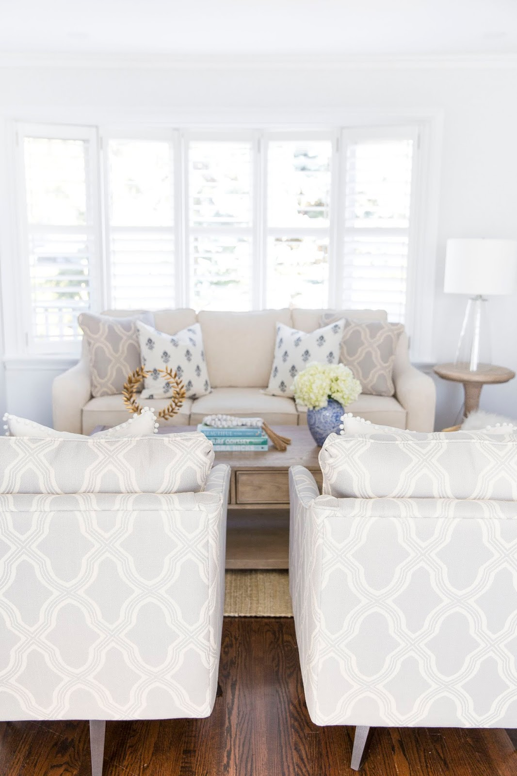 Living Room Reveal Suburban Faux Pas