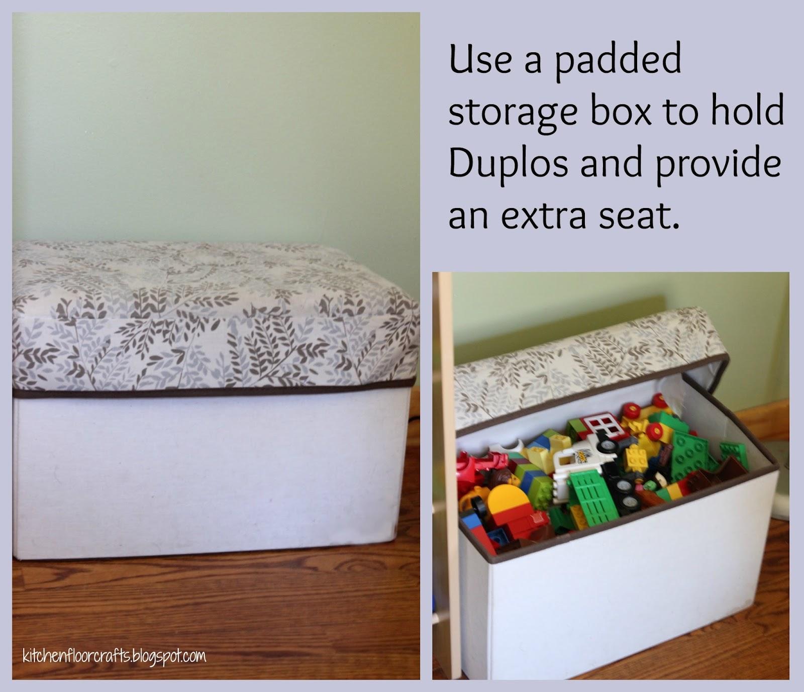 Kitchen Floor Crafts 7 Tips for Lego Storage Organization