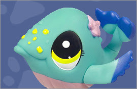LPS Whale Figures