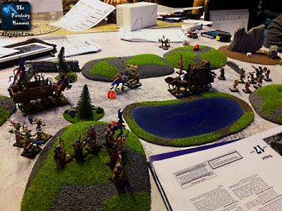 Warheim Fantasy Skirmish Ucieczka z Gór Środkowych turniej