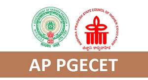 AP PGECET Notification 2017