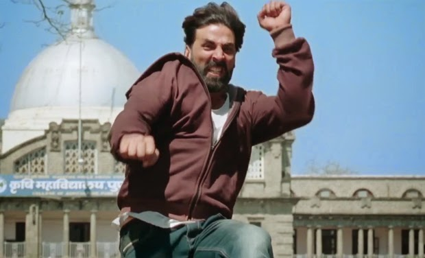 Akshay Kumar as Gabbar aka Aditya in Gabbar is Back, unleashes his fury, Directed by Krish