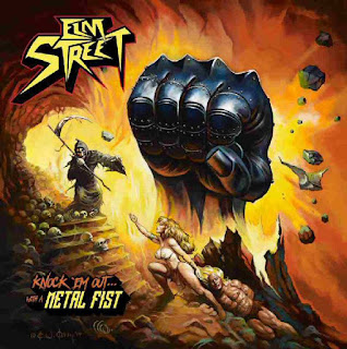 Elm Street - Knock 'Em Out... with a Metal Fist (full album)
